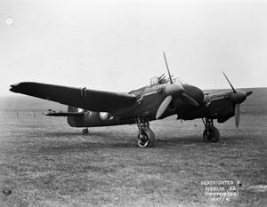 AIRCRAFT OF THE ROYAL AIR FORCE, 1939-1945:BRISTOL TYPE 156 BEAUFIGHTER
