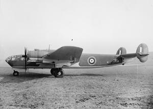 AIRCRAFT OF THE ROYAL AIR FORCE, 1939-1945: ARMSTRONG WHITWORTH AW.41 ALBEMARLE.