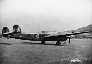 AIRCRAFT OF THE ROYAL AIR FORCE 1939-1945: ARMSTRONG WHITWORTH AW.41 ALBEMARLE