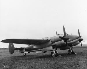 AIRCRAFT OF THE ROYAL AIR FORCE 1939-1945: BRISTOL TYPE 163 BUCKINGHAM.