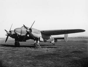 AIRCRAFT OF THE ROYAL AIR FORCE 1939-1945: BRISTOL TYPE 166 BUCKMASTER.