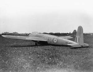 AIRCRAFT OF THE ROYAL AIR FORCE 1939-1945; GENERAL AIRCRAFT GAL.48 HOTSPUR.