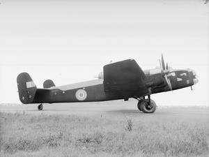 AIRCRAFT OF THE ROYAL AIR FORCE 1939-1945: HANDLEY PAGE HP.57 HALIFAX.