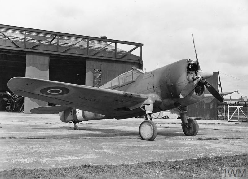 Image result for RAF Curtiss Mohawk