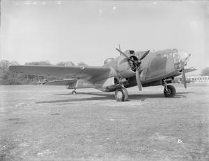 AMERICAN AIRCRAFT IN ROYAL AIR FORCE SERVICE 1939-1945: MARTIN MODEL 187 BALTIMORE