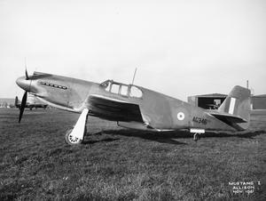 AMERICAN AIRCRAFT IN ROYAL AIR FORCE SERVICE, 1939-1945: NORTH AMERICAN NA 73 & NA 102 MUSTANG.