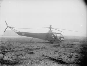 AMERICAN AIRCRAFT IN ROYAL AIR FORCE SERVICE 1939-1945: SIKORSKY VS-316 HOVERFLY 1.