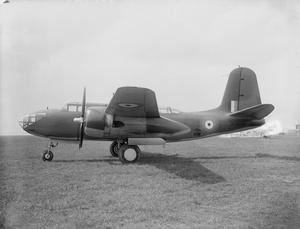 AMERICAN AIRCRAFT IN ROYAL AIR FORCE SERVICE 1939-1945: DOUGLAS DB7 & DB-7B BOSTON.