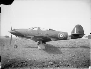 AMERICAN AIRCRAFT IN ROYAL AIR FORCE SERVICE, 1939-1945: BELL MODEL 14 AIRACOBRA.