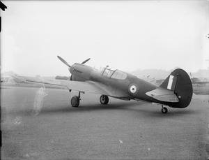 AMERICAN AIRCRAFT IN ROYAL AIR FORCE SERVICE, 1939-1945: CURTIS HAWK 87A KITTYHAWK.