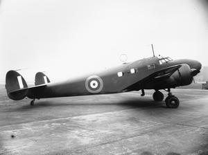 AMERICAN AIRCRAFT IN ROYAL AIR FORCE SERVICE, 1939-1945: LOCKHEED MODEL 12A.