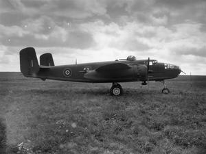 AMERICAN AIRCRAFT IN RAF SERVICE 1939-1945: NORTH AMERICAN NA-82 MITCHELL.