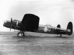 AIRCRAFT OF THE ROYAL AIR FORCE 1939-1945: AVRO 683 LANCASTER