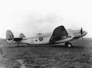 AMERICAN AIRCRAFT IN ROYAL AIR FORCE SERVICE 1939-1945:LOCKHEED V-146 VENTURA.