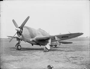 AMERICAN AIRCRAFT IN ROYAL AIR FORCE SERVICE 1939-1945: REPUBLIC THUNDERBOLT.