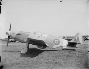 AMERICAN AIRCRAFT IN ROYAL AIR FORCE SERVICE 1939-1945: NORTH AMERICAN NA-73 & NA-102 MUSTANG