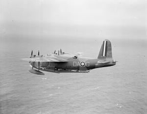 AIRCRAFT OF THE ROYAL AIR FORCE 1939-1945: SHORT S.25 SUNDERLAND.