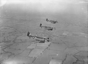 AIRCRAFT OF THE ROYAL AIR FORCE 1939-1945: AIRSPEED AS 10 OXFORD.