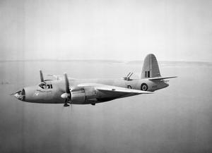 AMERICAN AIRCRAFT IN ROYAL AIR FORCE SERVICE, 1939-1945: MARTIN MODEL 179 MARAUDER.