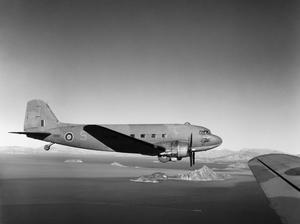 AMERICAN AIRCRAFT IN ROYAL AIR FORCE SERVICE 1939-1945: DOUGLAS DAKOTA.