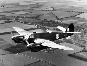 AIRCRAFT OF THE ROYAL AIR FORCE 1939-1945: BRISTOL TYPE 156 BEAUFIGHTER.