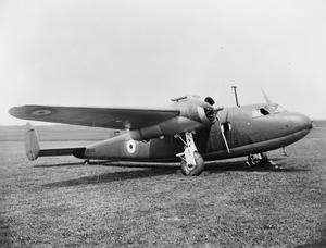 AIRCRAFT OF THE ROYAL AIR FORCE 1939-1945: DE HAVILLAND DH.95 FLAMINGO & HERTFORDSHIRE.