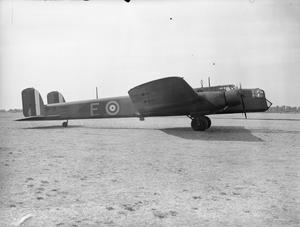 AIRCRAFT OF THE ROYAL AIR FORCE 1939-1945: ARMSTRONG WHITWORTH AW.38 WHITLEY.