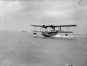 AIRCRAFT OF THE ROYAL AIR FORCE 1939-1945: SUPERMARINE STRANRAER.