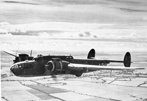 AIRCRAFT OF THE ROYAL AIR FORCE 1939-1945: ARMSTRONG WHITWORTH AW.41 ALBEMARLE.