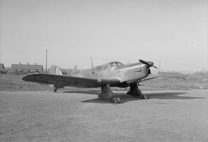 AIRCRAFT OF THE ROYAL AIR FORCE 1939-1945: PERCIVAL PROCTOR.