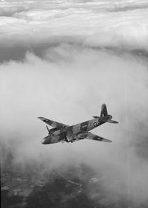 AIRCRAFT OF THE ROYAL AIR FORCE 1939-1945: VICKERS WARWICK.