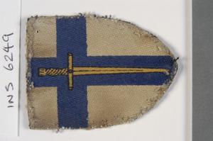 badge, formation, 2nd Army