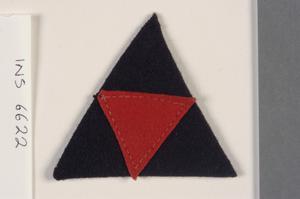 badge, formation, 3rd Infantry Division
