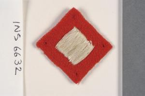 badge, formation/unit, 42nd Armoured Division & 42nd (East Lancashire) Division & 42nd Assault Regiment RE & 42nd Armoured Engineer Regiment