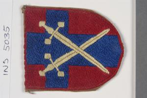 badge, higher formation, HQ 21st Army Group & HQ staff BAOR