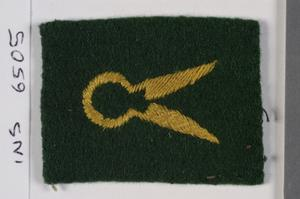 badge, formation, Durham and North Riding County Division & Durham and North Riding Coastal Area