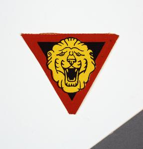 badge, formation, Belgian, 1st Independent Brigade Group