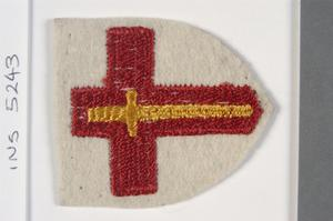 badge, formation, 1st Army & 2nd AGRA
