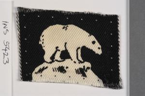 badge, formation, 49th (West Riding) Infantry Division & Avonforce & Alabaster Force & Iceland Force.