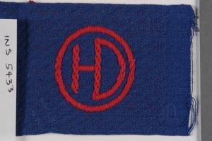 badge, formation, 51st (Highland) Infantry Division