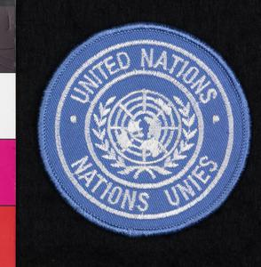 badge, formation, United Nations