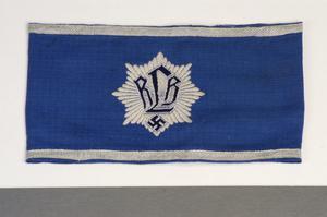 badge, headdress, British, Highland Light Infantry