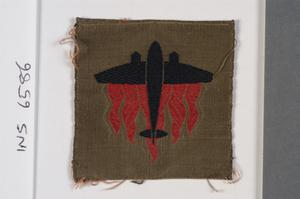 badge, formation, 5th Anti-Aircraft Division (5th AA Division)