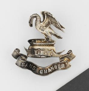 badge, headdress, British, King's (Liverpool) Regiment, 17th - 20th Battalions, Liverpool Pals