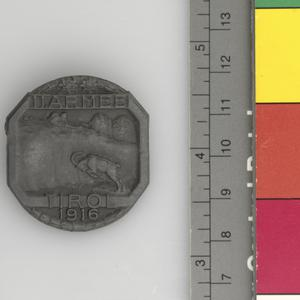 badge, unofficial, Austro-Hungarian, Armee Tirol 1916