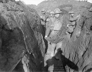 THE BRITISH ARMY ON THE WESTERN FRONT, 1914-1918