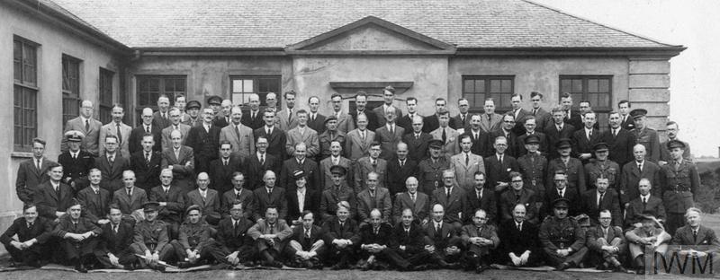 PORTON DOWN CHEMICAL AND BIOLOGICAL DEFENCE ESTABLISHMENT 1917 ...