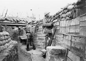 THE FRENCH ARMY ON THE WESTERN FRONT, 1914-1918