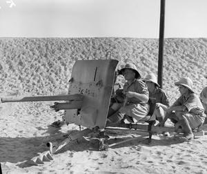 THE BRITISH ARMY IN NORTH AFRICA 1940