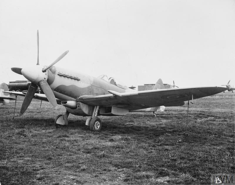 BRITISH AIRCRAFT OF THE PERIOD 1939-1945